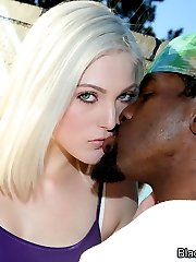 Jenna Ivory Interracial Black Cock Movies at Blacks On Blondes!