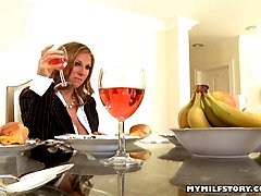 Hot MILF Devon Lee Gets A Big Dick Up Her Ass While Young Teen Watches In This Photo Set