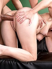 Cum In Diandra's Pussy, Young Man