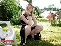 Fantastic sitting upskirt photos