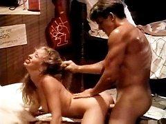 Kelly O'Dell, T.T. Boy in teen super-bitch plowed by boyfriend in 80s porn