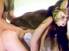 Seventies sex action masked