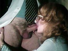 Secretary snorkeling dick