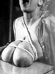 More bizarre breast fun from the 1950s!