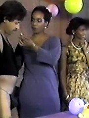 Deliah, Marita Ekberg, Sahara in classic sex scene