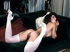 Christy Canyon on The Classic Porn