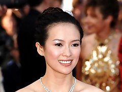 Zhang Ziyi is not only famous asian actress but also a very horny chic