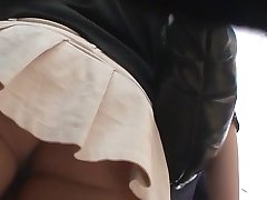 Nice panty upskirts caught in the public