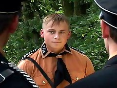 Carlo fucked by the police