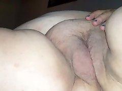 Bbw long strokes & creampie