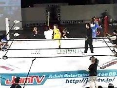 japansk konstig show med fisting BMW