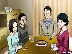 Hentai flicka som suger och blir slickad