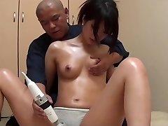 Japansk massasje knulle