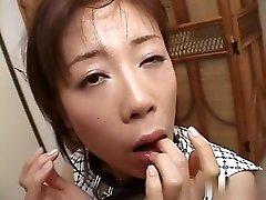 Parim Jaapani tüdruk Hull JAV tsenseerimata Suhu video