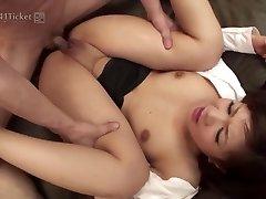 Shino Nakamura's Trous Baisée au Bureau (JAV Uncensored)