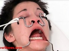 Freaky asian medical bdsm and oriental Mei Mara extreme doc