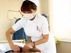 Fabuloso modelo Japonés Megu Fujiura en el más caliente de la Enfermera, Tetas Grandes JAV video