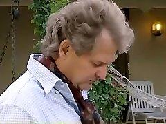 Crazy amateur Stockings, Antique adult clip