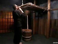 Japanese Maiden Torture in Older World Japan