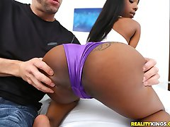 Watch roundandbrown scene booty to the banks featuring sarah banks browse free pics of sarah banks from the booty to the banks porn video now