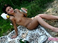 Beautiful desirable babes with sweet breasts invite you to see them naked now