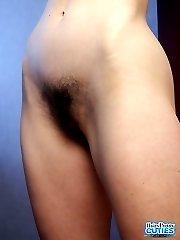 HAIRY PUSSY CUTIES dot COM