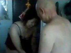 Pulverizing a Chinese Granny
