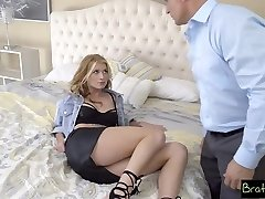 BrattySis - Daughter Wants Punish Penetrate From Step Parent