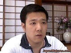 Matsuda Kumiko Salds nobriedis nipponjin