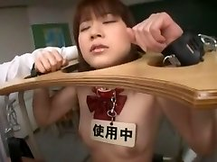 Horny Asian whore Mahiro Aine in Impressive Teens, Gangbang JAV video