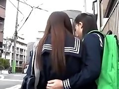Lesbian Japanese Schoolgirls.mp4