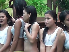 Wet T-Shirts in the Philippines