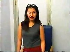 Undressed in Job Interview - Helen Atma Jaya- Casting Iklan Sabun
