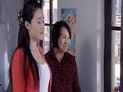 cinese di bellezza stella Sexy seno