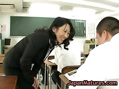 Natsumi kitahara rimming some man part3