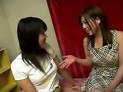 Japanese lesbo chicks