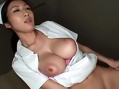 Horny JAV Censored video with Medical,Nurse vignettes