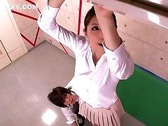 Hina Akiyoshi in Sensual No Thong Teacher part 2.1