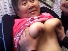 japan grannie
