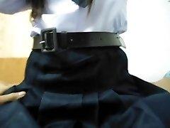 Thai's private schoolgirl after class P.Trio(HD)