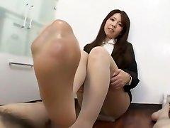 Exotic Japanese mega-bitch Reiko Higuchi in Greatest JAV clip