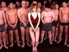 Yuria Satomi in Desire Damsel 91 part 2.3