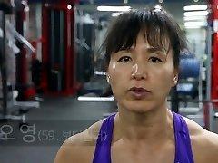 coreeană musculare mama 02