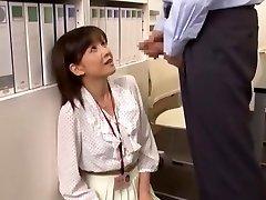 Mischievous Japanese slut Ai Komori in Hottest Jizz Shots JAV clip