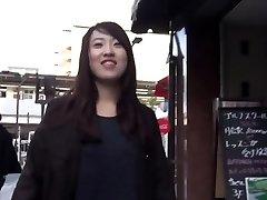 Asian flash panties