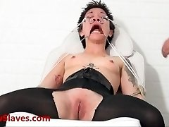 Bizarre chinese medical bdsm and oriental Mei Maras extreme doctor fetish