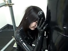 Japanese Spandex Catsuit 92
