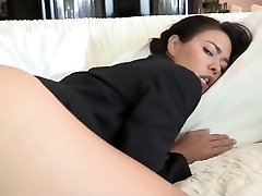 Stepson fucks his asian step-mom