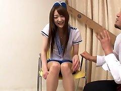 ריה Serizawa ללא הגנה Nakadashi שיא 04 חלק 1