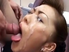 ppp 087 chinese bukkake + cum-in-throat uncensored